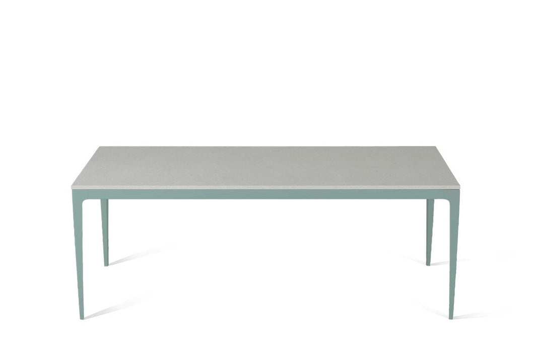 White Shimmer Long Dining Table Admiralty