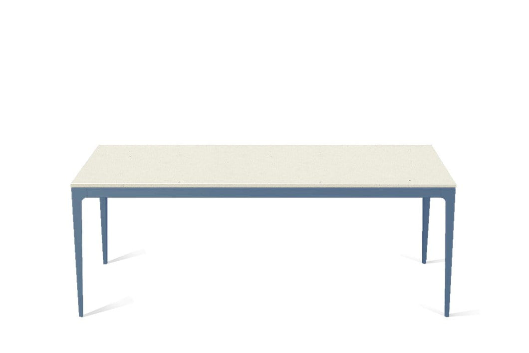 Fresh Concrete Long Dining Table Wedgewood