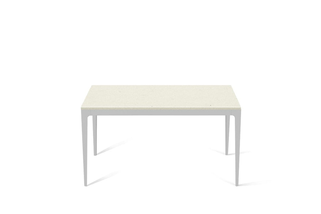 Fresh Concrete Standard Dining Table Oyster