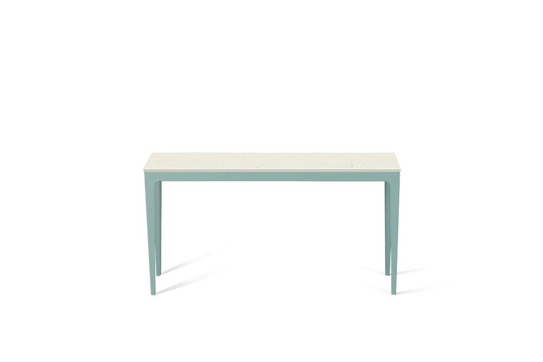 Fresh Concrete Slim Console Table Admiralty