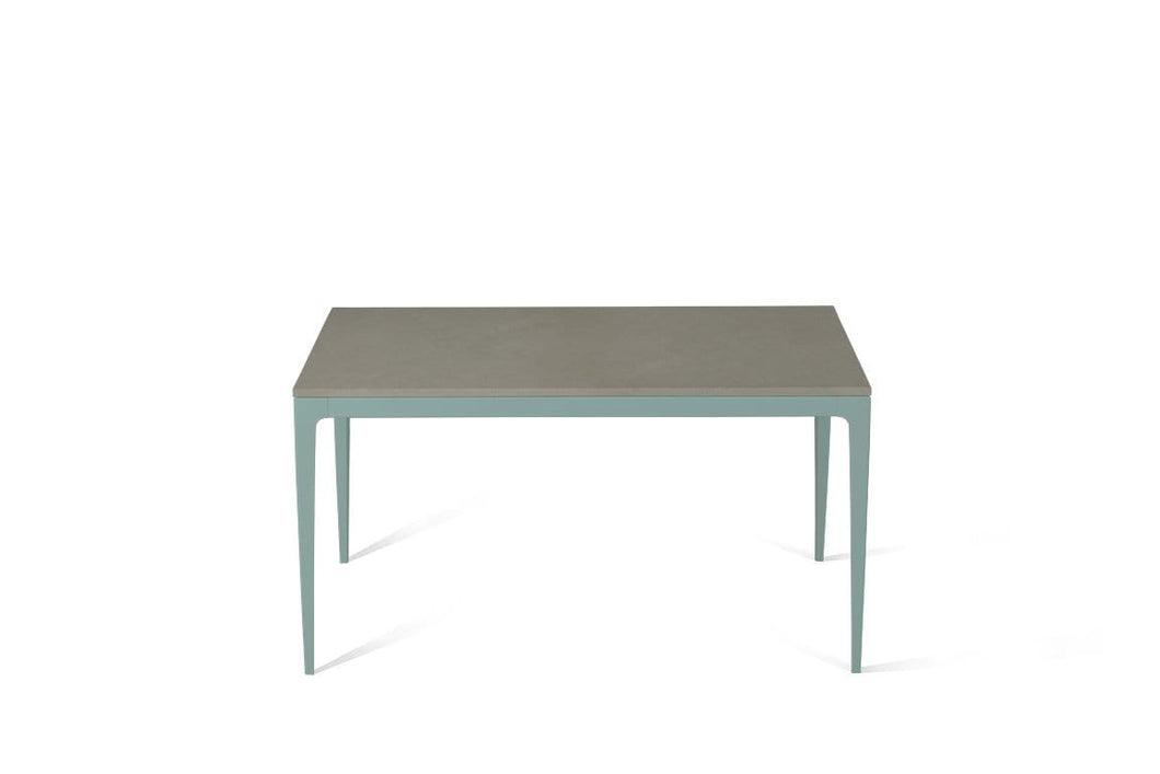Sleek Concrete Standard Dining Table Admiralty