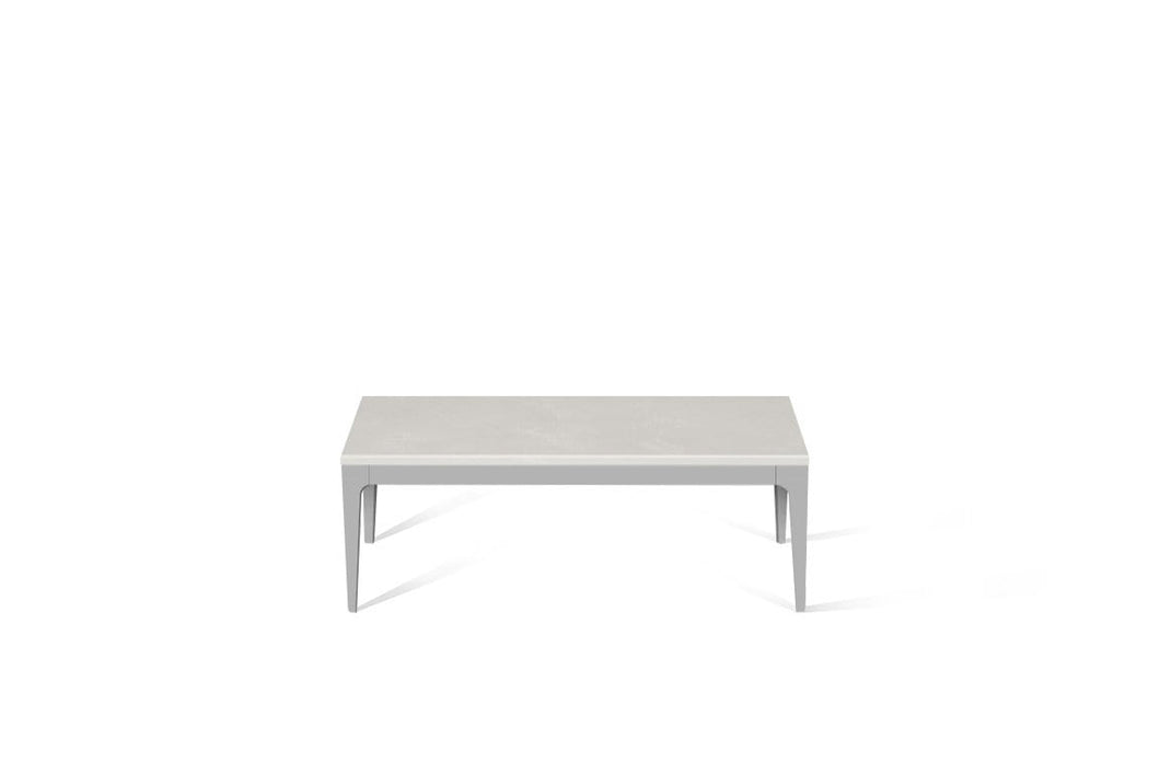 Cloudburst Concrete Coffee Table Oyster