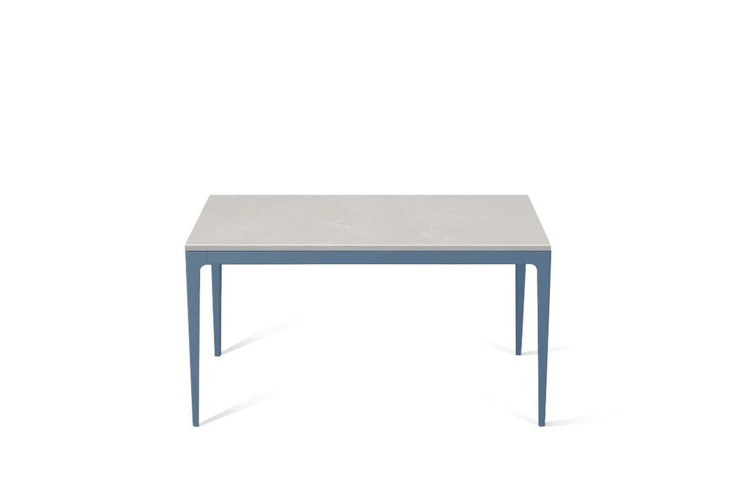 Cloudburst Concrete Standard Dining Table Wedgewood