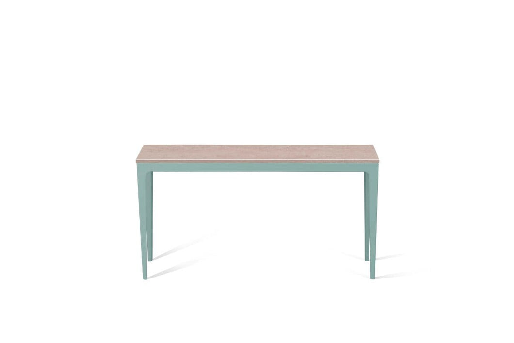 Topus Concrete Slim Console Table Admiralty