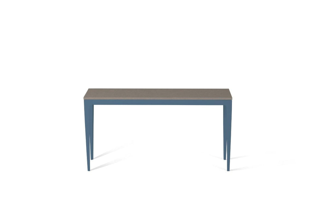 Oyster Slim Console Table Wedgewood