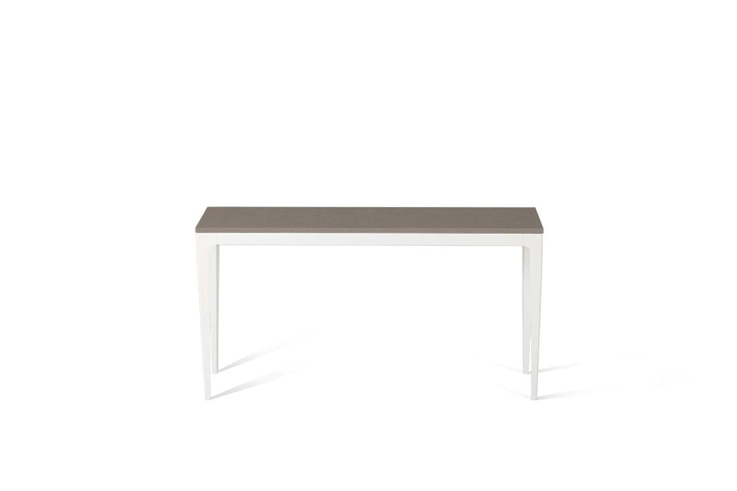 Oyster Slim Console Table Oyster