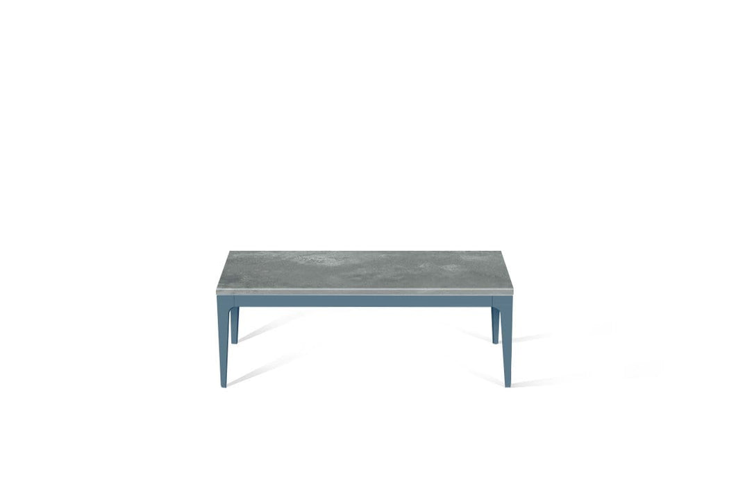 Rugged Concrete Coffee Table Wedgewood
