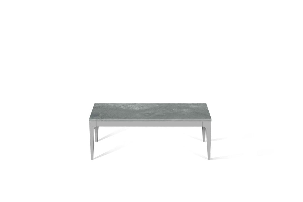 Rugged Concrete Coffee Table Oyster