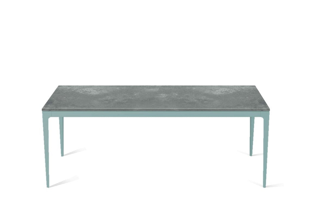 Rugged Concrete Long Dining Table Admiralty