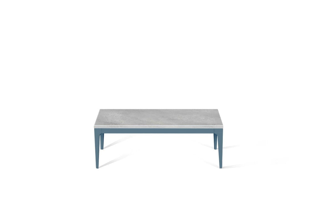 Airy Concrete Coffee Table Wedgewood