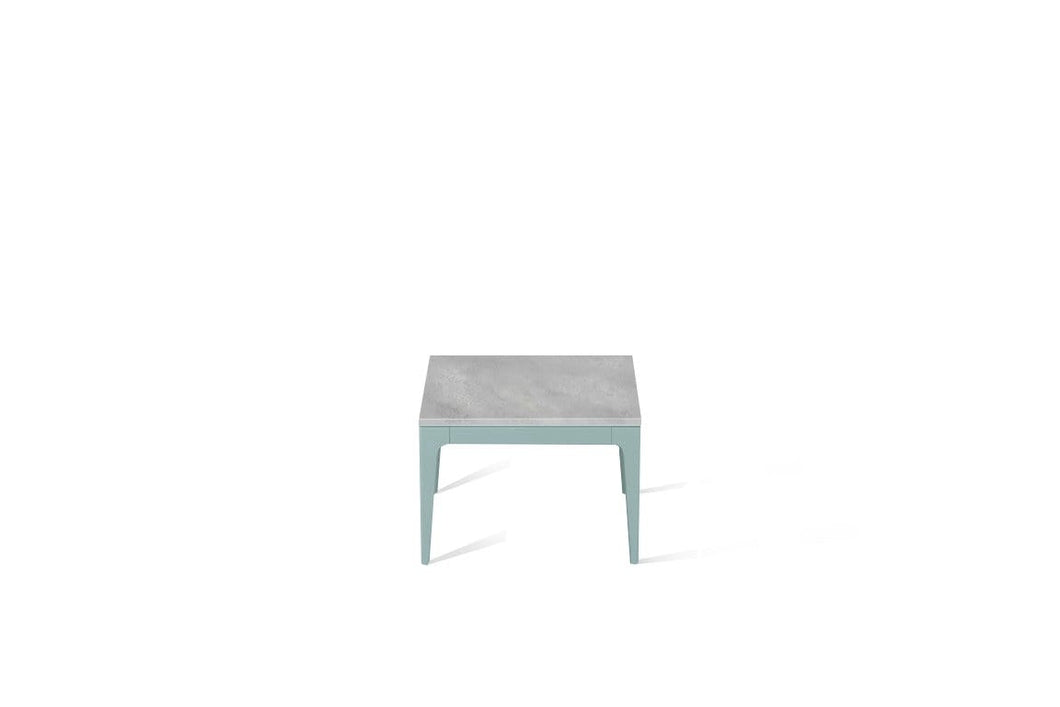 Airy Concrete Cube Side Table Admiralty
