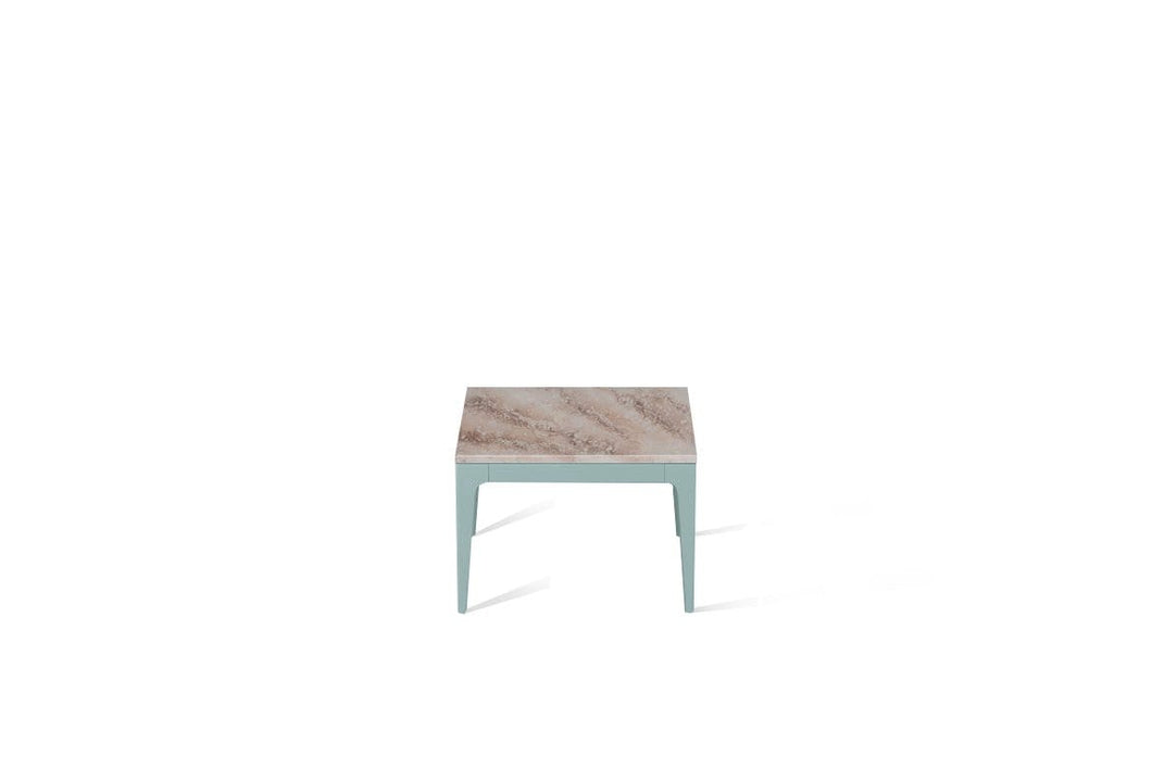 Excava Cube Side Table Admiralty