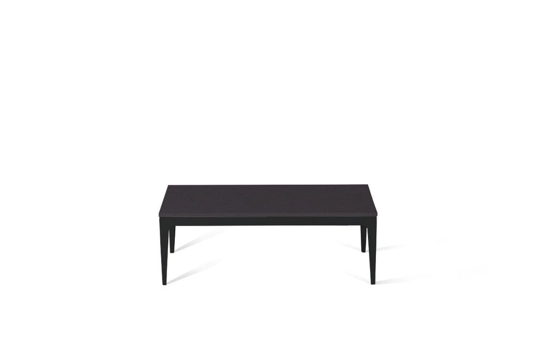 Raven Coffee Table Matte Black