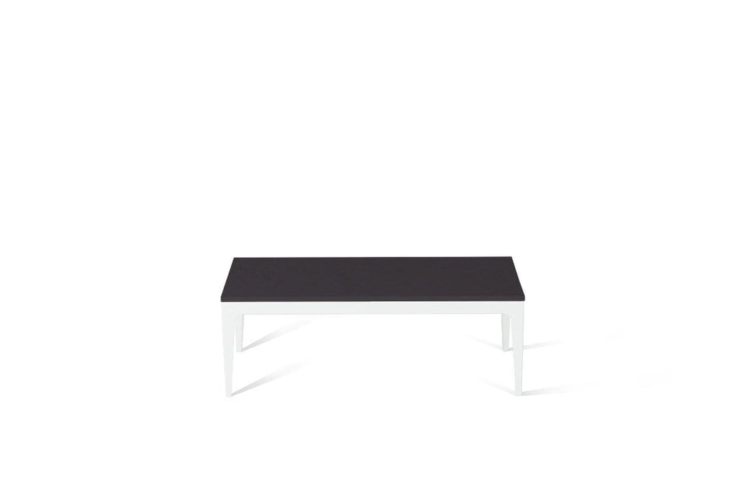 Raven Coffee Table Pearl White
