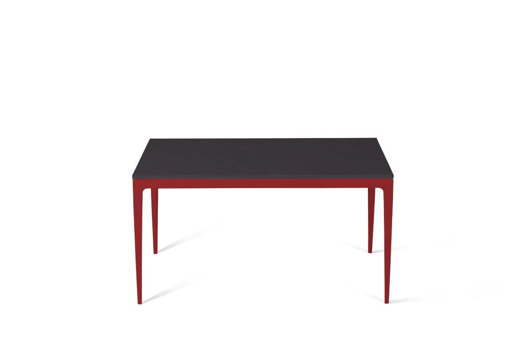 Raven Standard Dining Table Flame Red