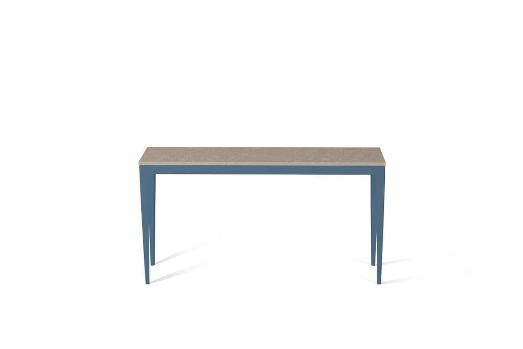 Shitake Slim Console Table Wedgewood