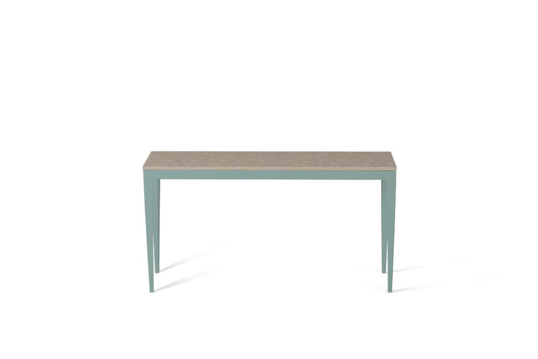 Shitake Slim Console Table Admiralty