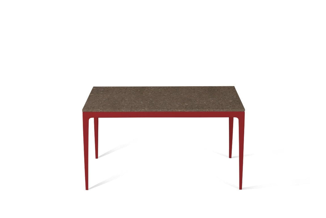 Wild Rice Standard Dining Table Flame Red