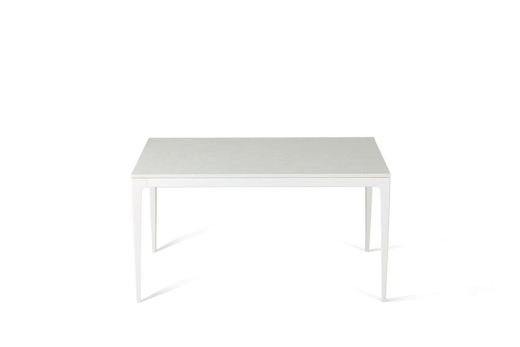 Organic White Standard Dining Table Oyster