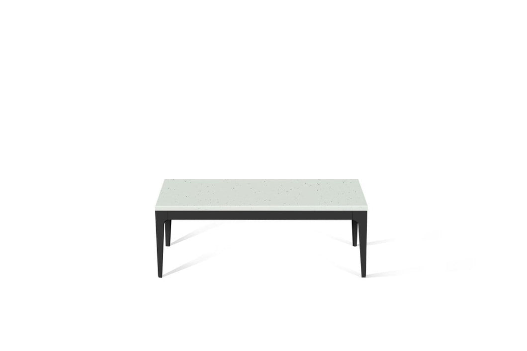 Frozen Terra Coffee Table Matte Black
