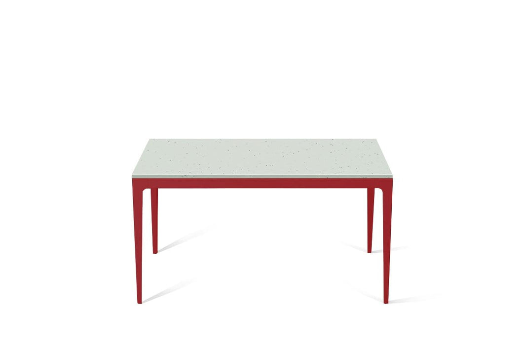 Frozen Terra Standard Dining Table Flame Red