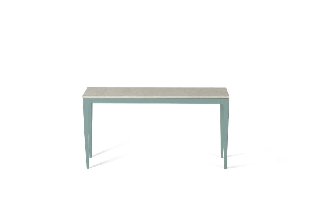 London Grey Slim Console Table Admiralty