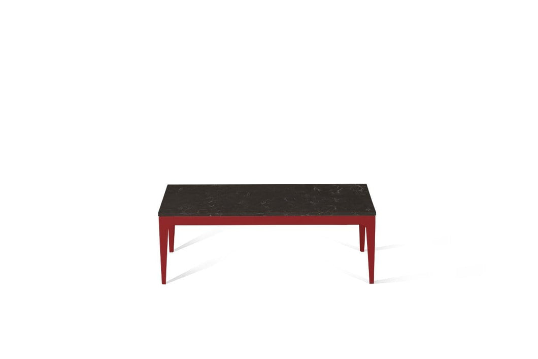 Piatra Grey Coffee Table Flame Red
