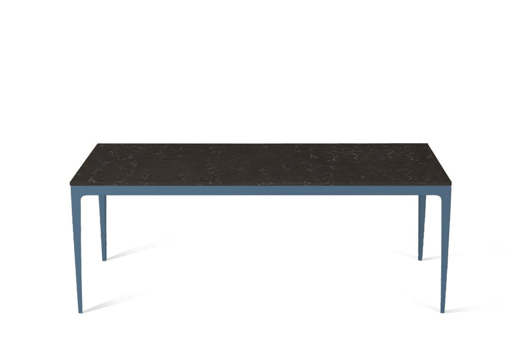 Piatra Grey Long Dining Table Wedgewood