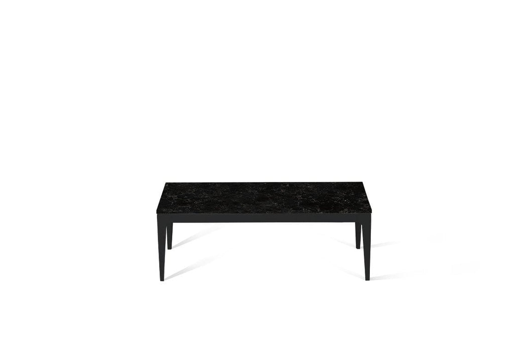 Vanilla Noir Coffee Table Matte Black