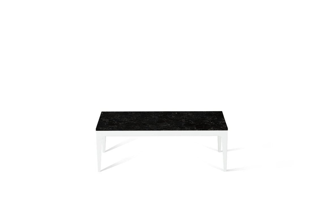 Vanilla Noir Coffee Table Pearl White