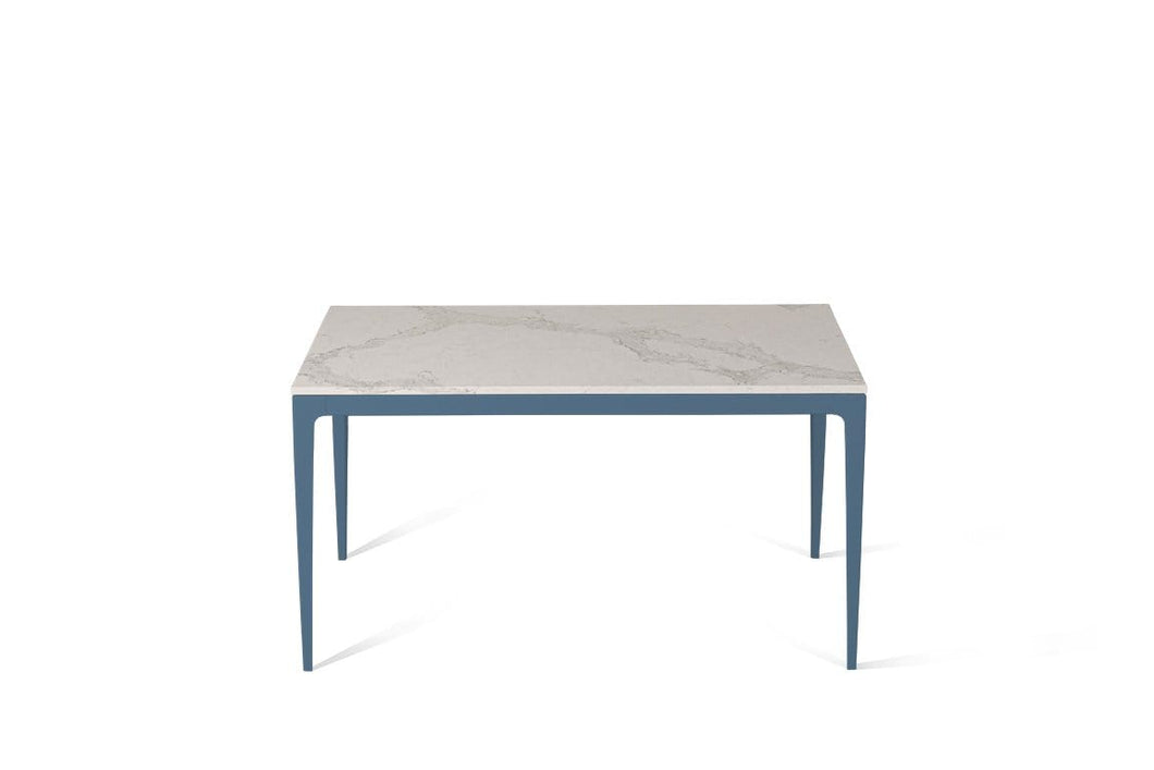Calacatta Nuvo Standard Dining Table Wedgewood