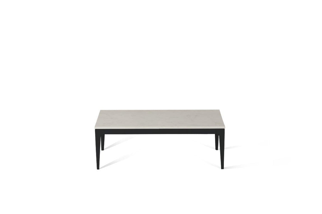 Frosty Carrina Coffee Table Matte Black