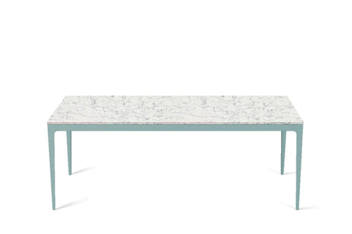 White Attica Long Dining Table Admiralty