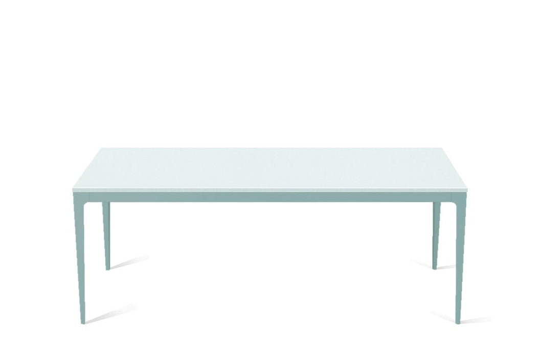 Intense White Long Dining Table Admiralty