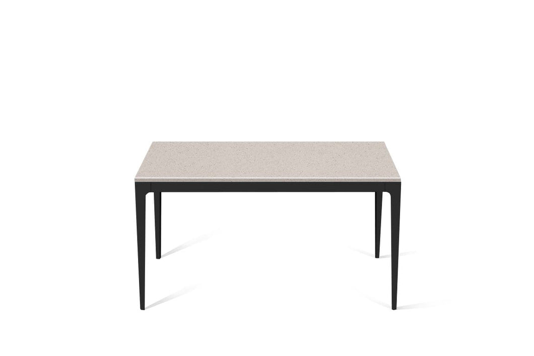 Nordic Loft Standard Dining Table Matte Black