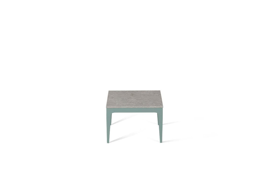 Bianco Drift Cube Side Table Admiralty