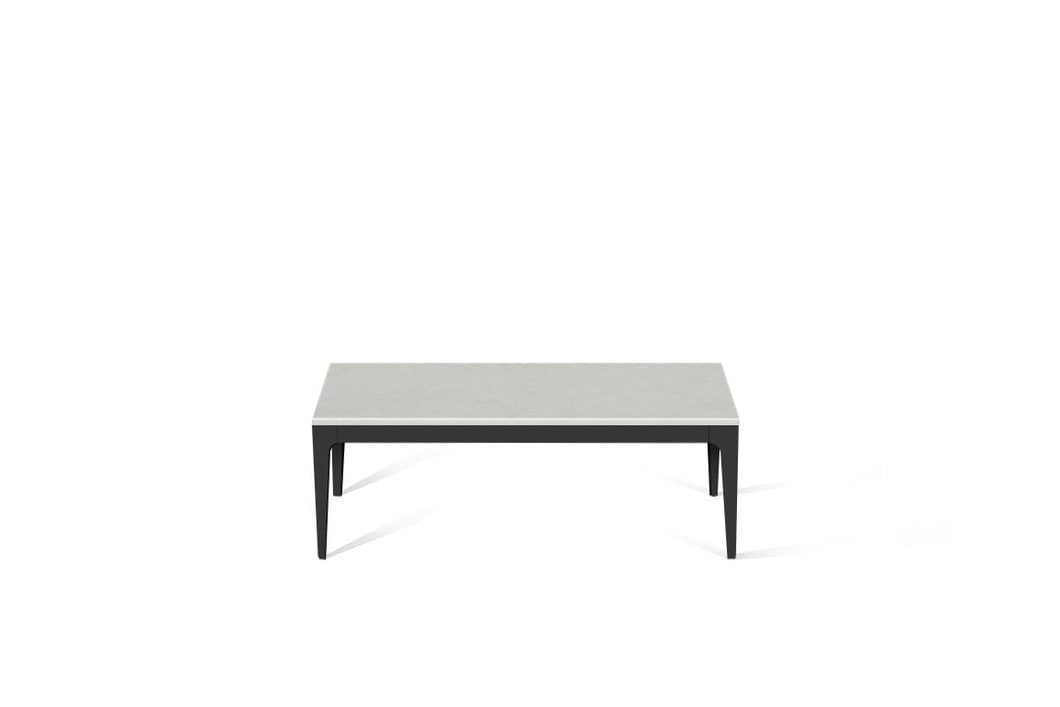 Georgian Bluffs  Coffee Table Matte Black
