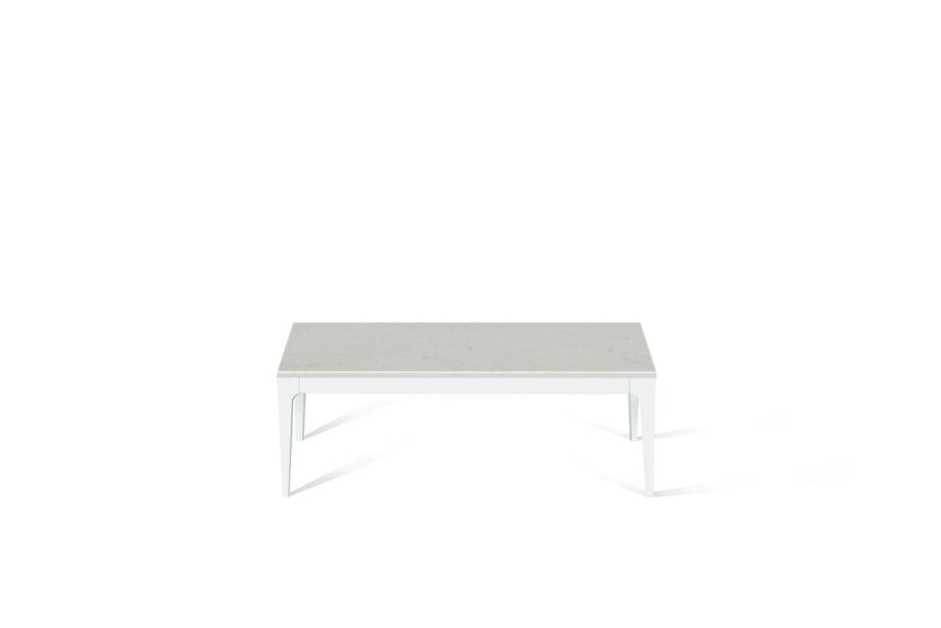 Georgian Bluffs  Coffee Table Pearl White