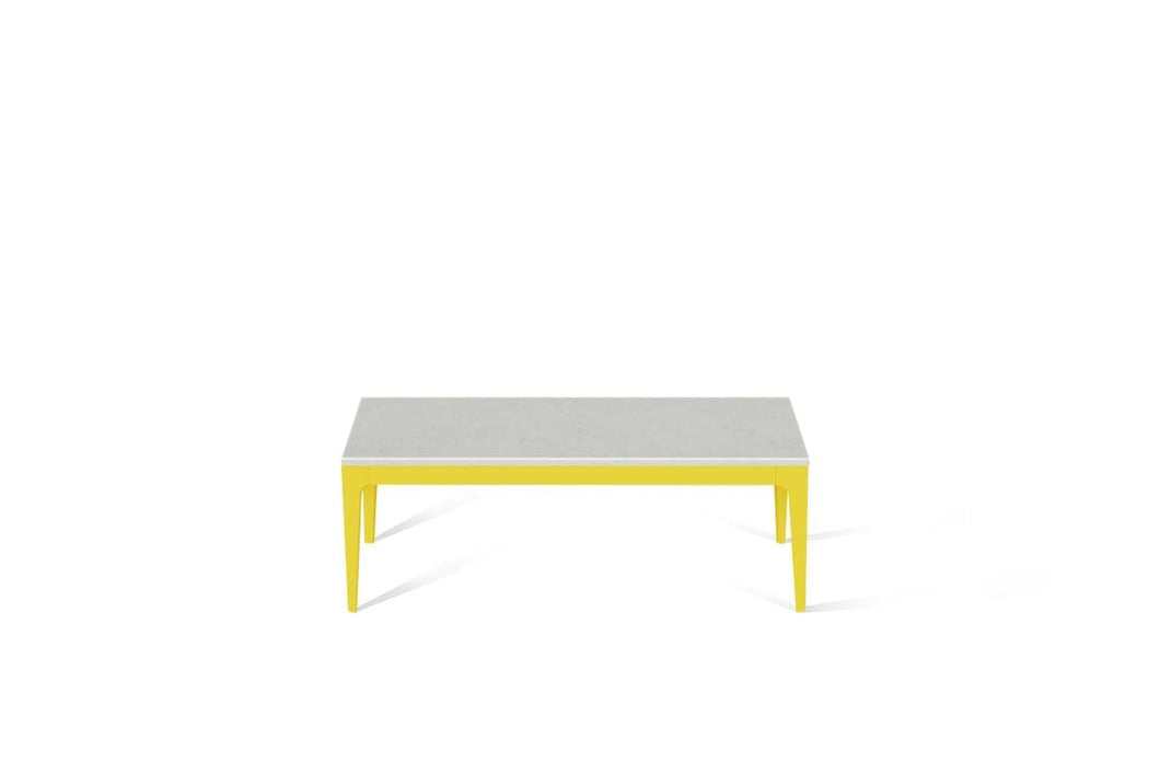 Georgian Bluffs  Coffee Table Lemon Yellow