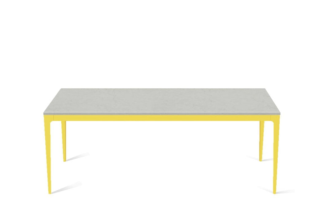 Georgian Bluffs  Long Dining Table Lemon Yellow