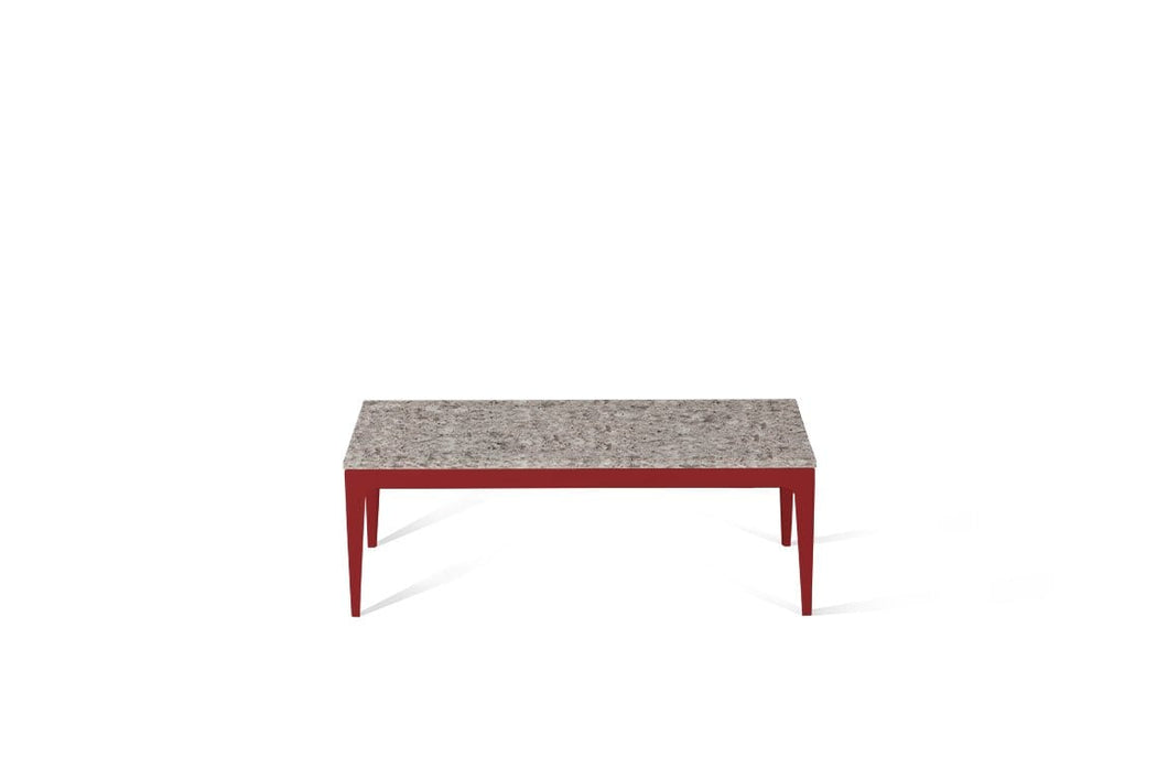 Atlantic Salt Coffee Table Flame Red