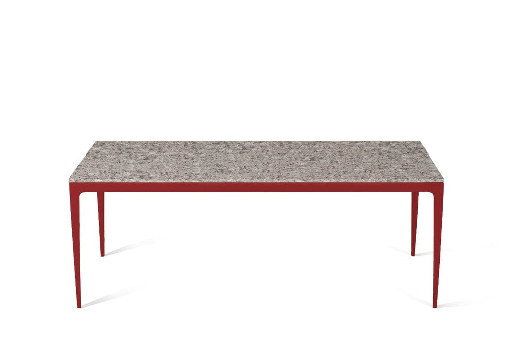 Atlantic Salt Long Dining Table Flame Red