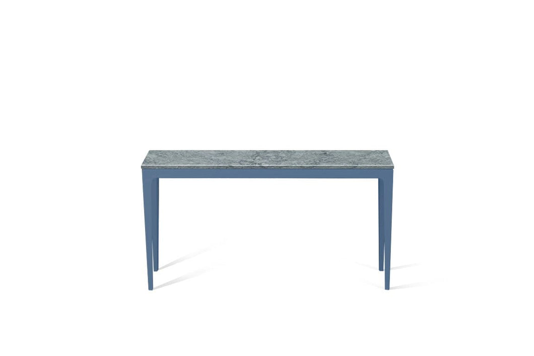 Turbine Grey Slim Console Table Wedgewood