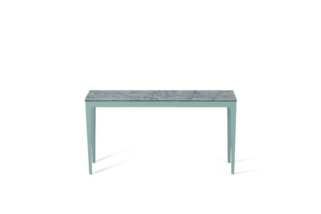 Turbine Grey Slim Console Table Admiralty