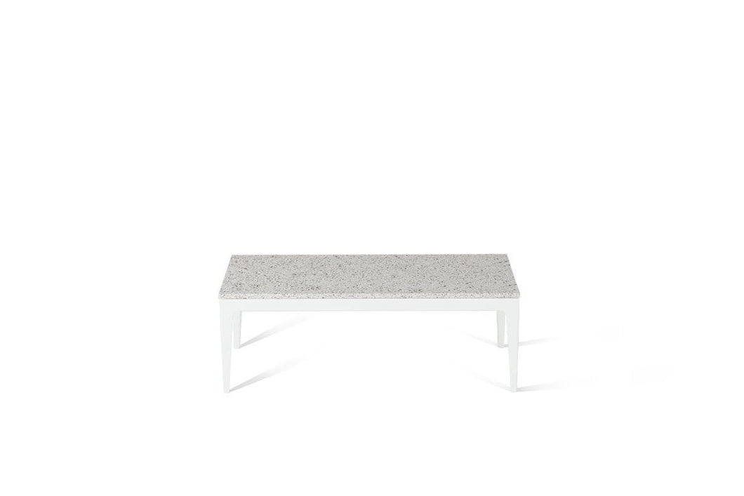Nougat Coffee Table Pearl White