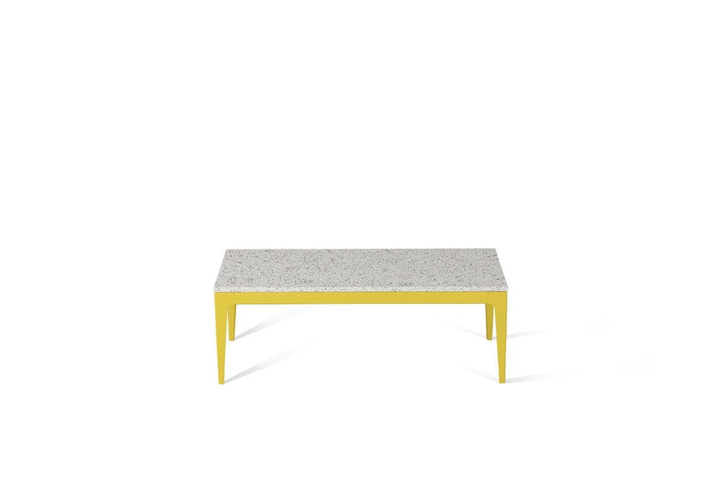 Nougat Coffee Table Lemon Yellow