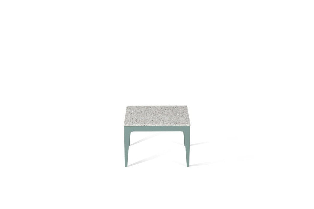 Nougat Cube Side Table Admiralty