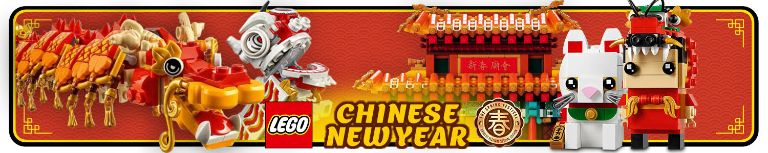 LEGO Chinese New Year Collection