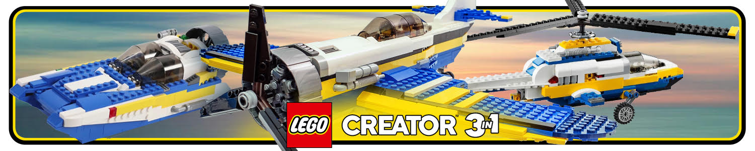 LEGO Creator 3-in-1 Collection