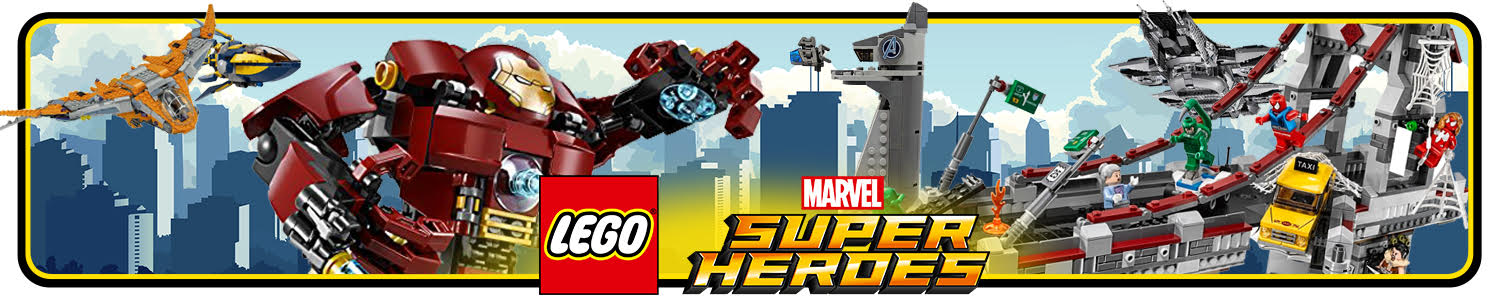 LEGO Marvel Super Heroes Collection